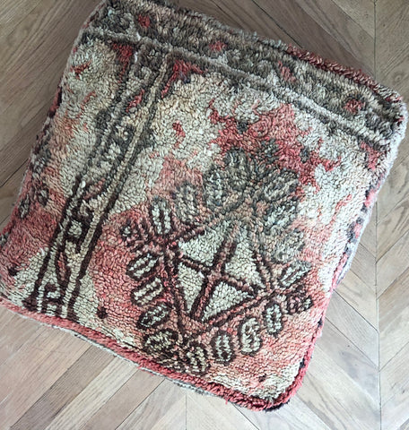 No. 9 | Vintage Wool Floor Cushion