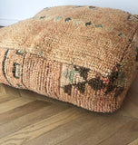 No. 10 | Vintage Wool Floor Cushion