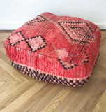No. 12 | Vintage Wool Floor Cushion