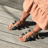 S U R I : leather sandal handmade in Morocco