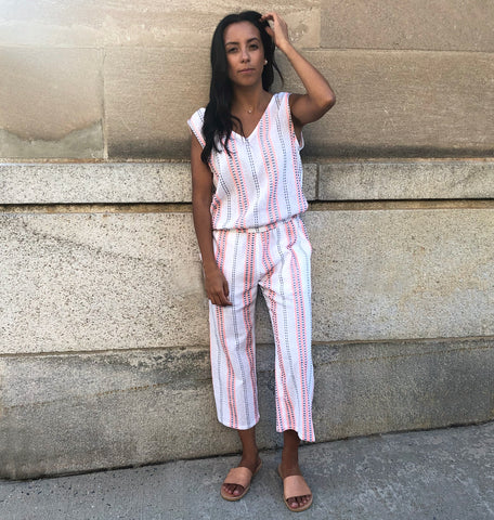 Zenha Easy Jumpsuit