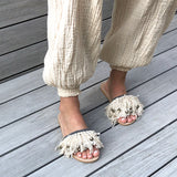 Tedi Sandal | leather sandals handmade in Morocco