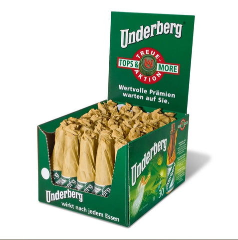 Underberg 30 Pack by Underberg (20mlea Liquid)