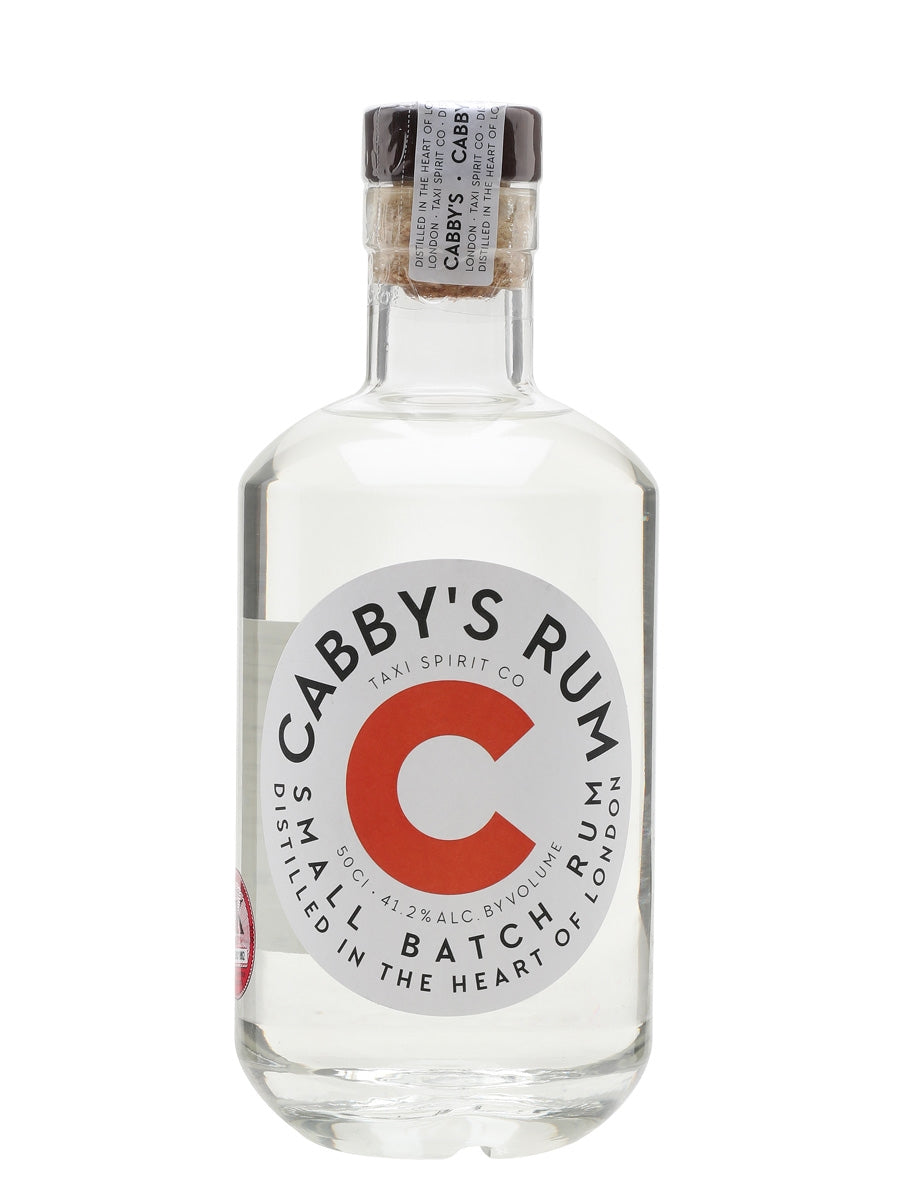 Bottles We Love: Cabby's Rum