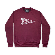 Load image into Gallery viewer, Born Traveler Crewneck Crimson