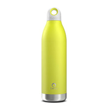 Load image into Gallery viewer, Bevu® Insulated Bottle Lemon