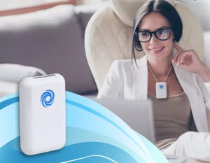 Air Supply Rechargeable AS-300R Personal Ionic Air Purifier