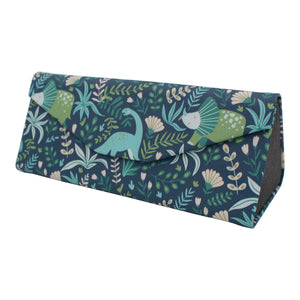 REAL SIC Animal Glasses Case - Dinosaurs
