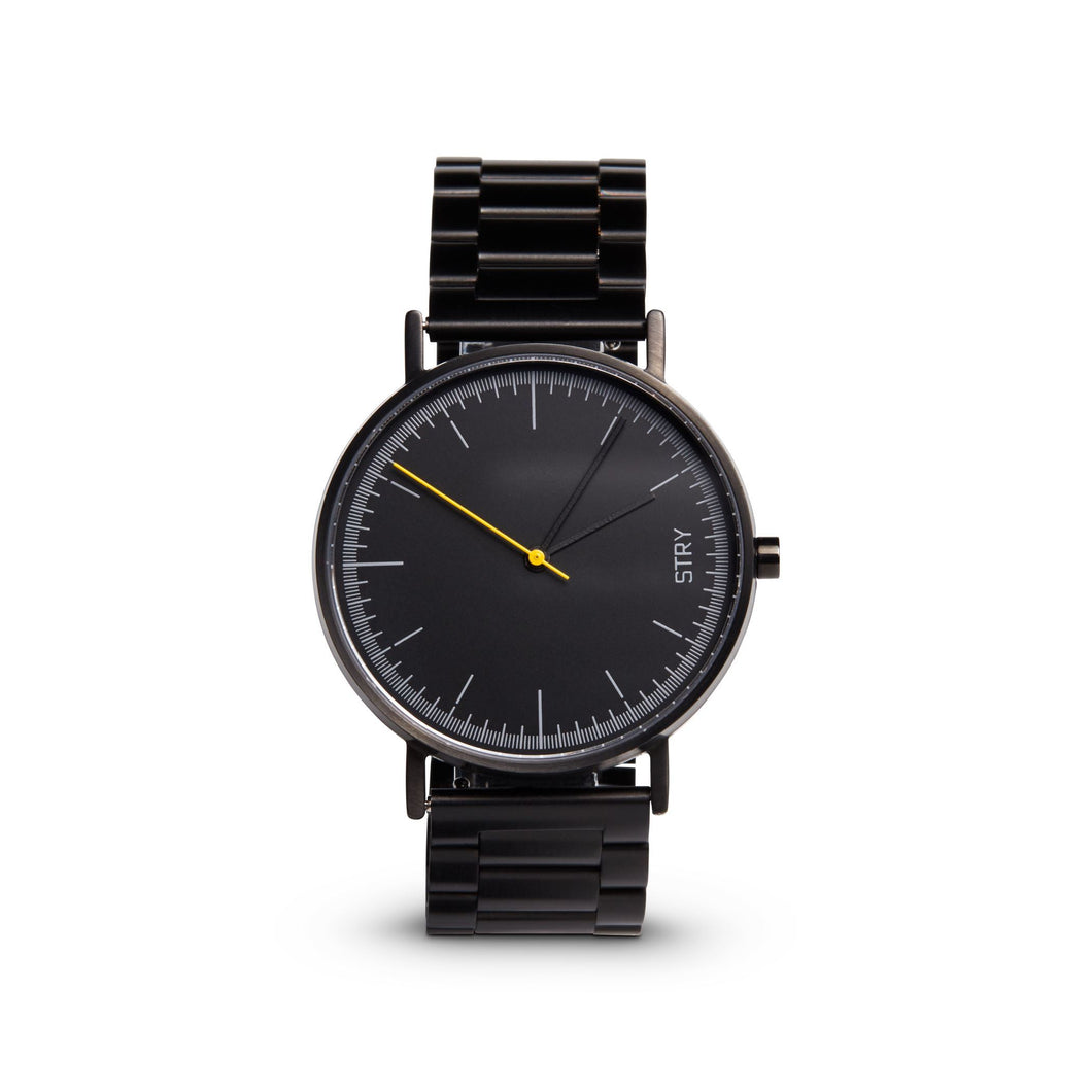 Limited Edition: Kinney All Black Men's Watch