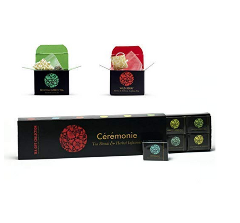Ceremonie Tea Premium Gourmet Herbal Teas Variety Pack