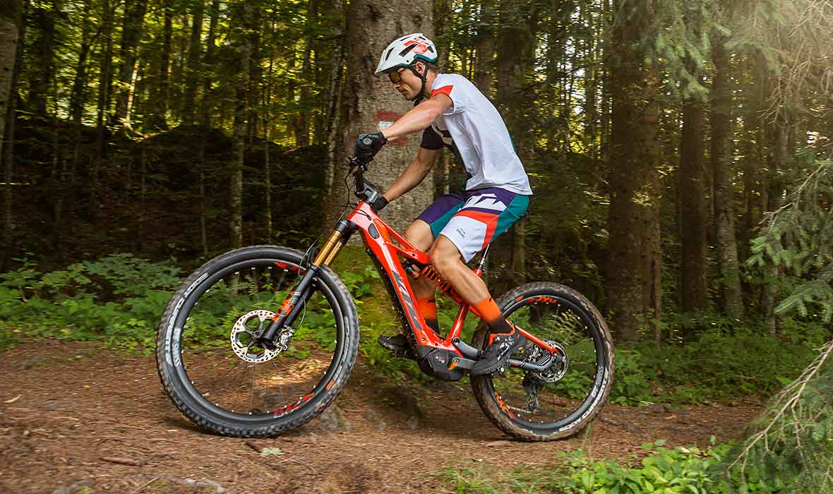 Electric Mountain Bikes North Wales Dealer