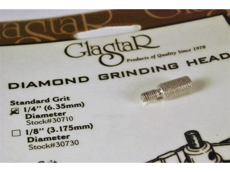 quarter inch diameter glastar grinding bit for all-star grinder