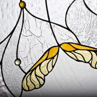 STAINED GLASS WORKSHOPS / INTERMEDIATE & ADVANCED / 17 NOV - 22 DEC
