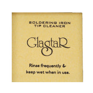 Glastar Soldering Iron Tip Cleaner, Refill