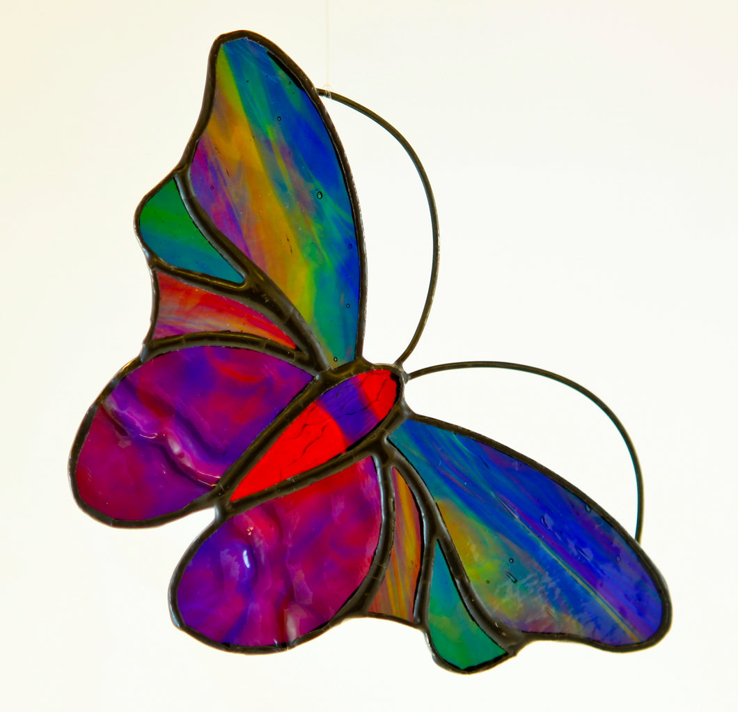 STAINED GLASS BEGINNER WORKSHOP / 20 MARCH 2021