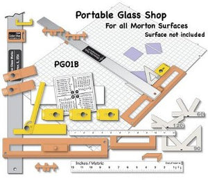 Morton Portable Glass Shop