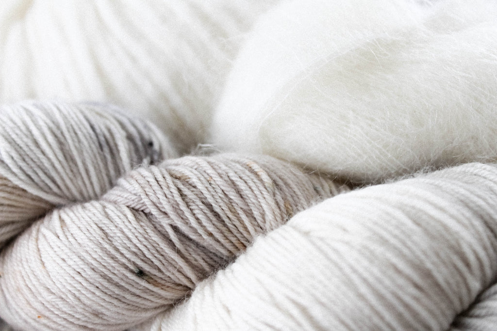 What's better for babies: wool, cotton, or acrylic?