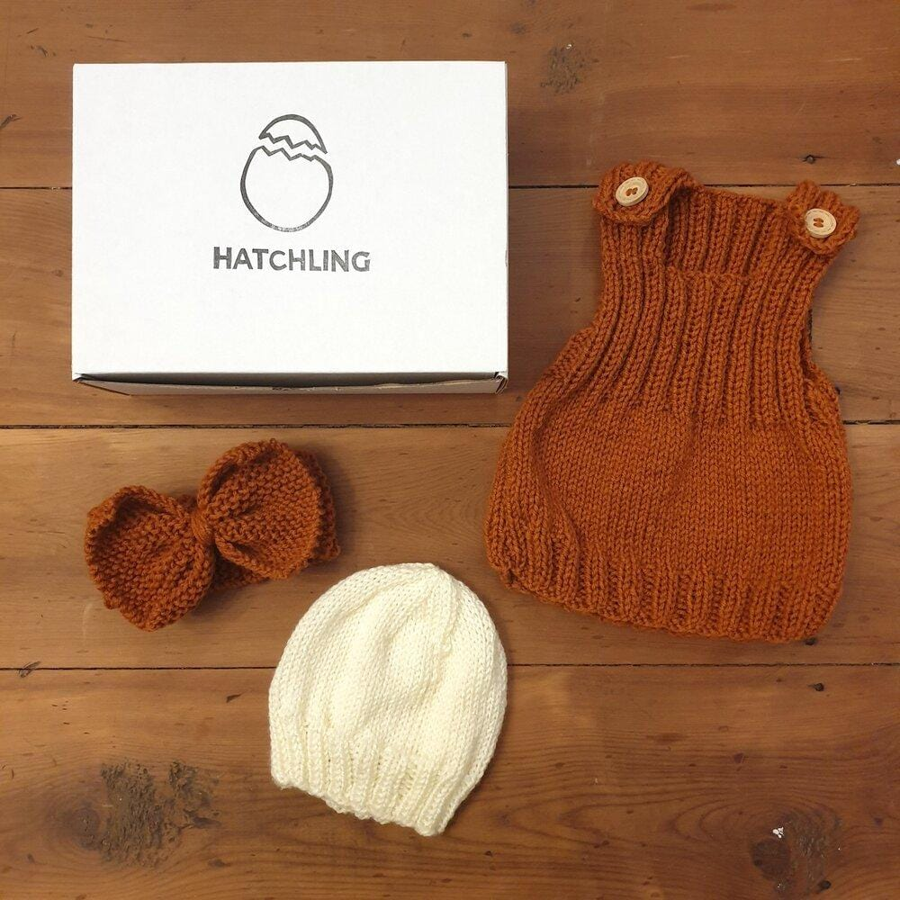 Made-to-order available: Emma Kit - Hatchling NZ