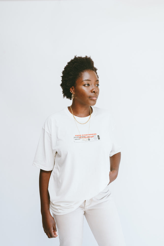 Load image into Gallery viewer, Campaign Tee [WHITE]