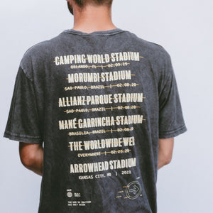 Load image into Gallery viewer, Stadium Tee [VINTAGE BLACK]