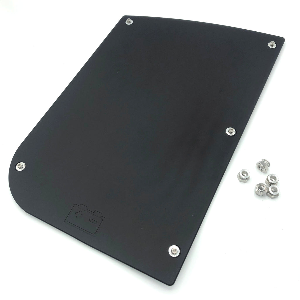 2003-2010 Gen III and IV Quick Release Battery Cover
