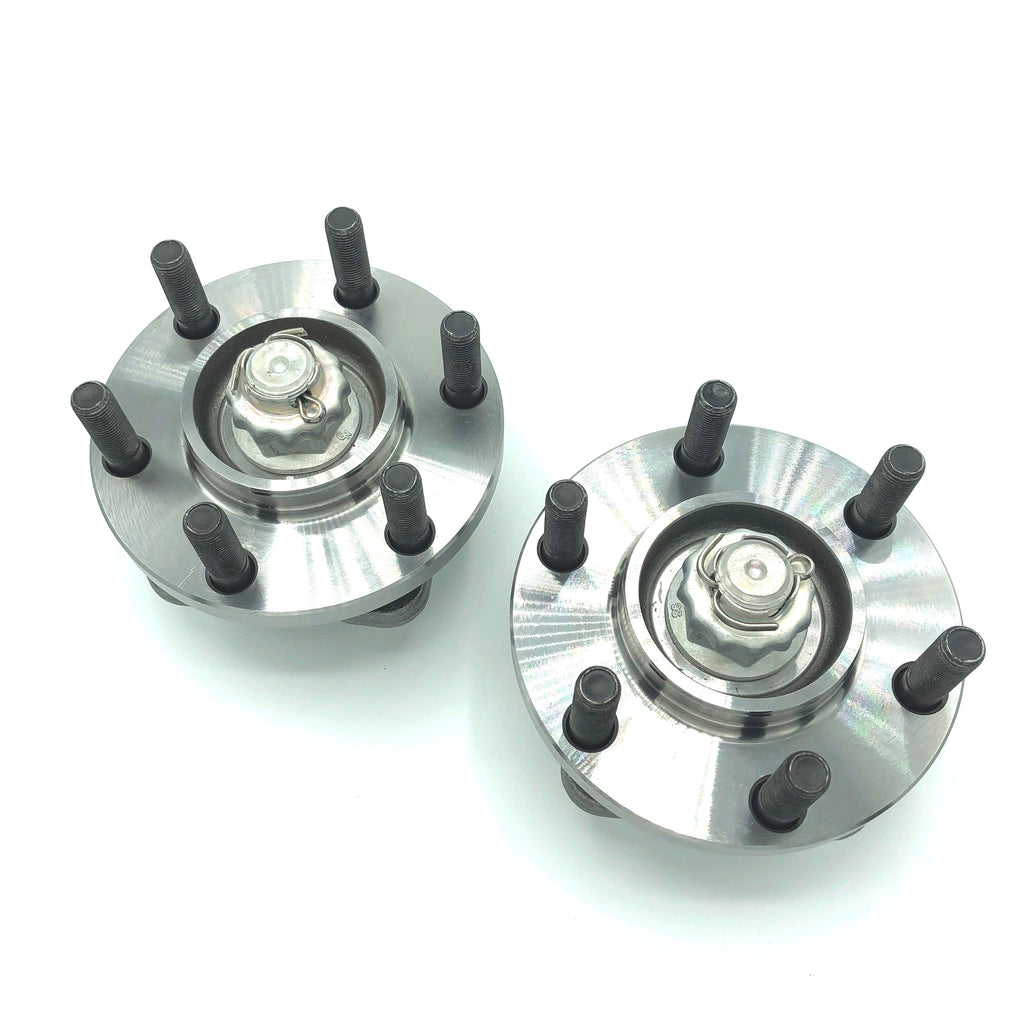 1992-2017 Dodge Viper Wheel Hubs with Silicon Nitride Ceramic Bearings