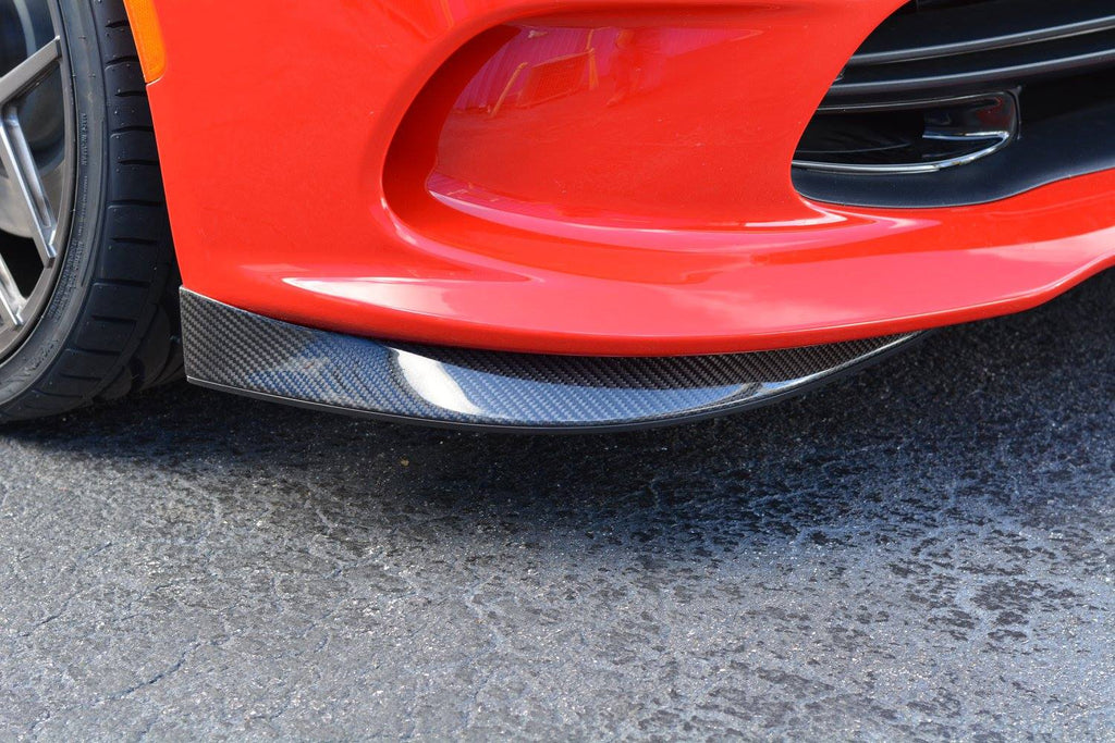2013-2017 Gen V Viper TA 1.0 and 2.0 Front Splitter