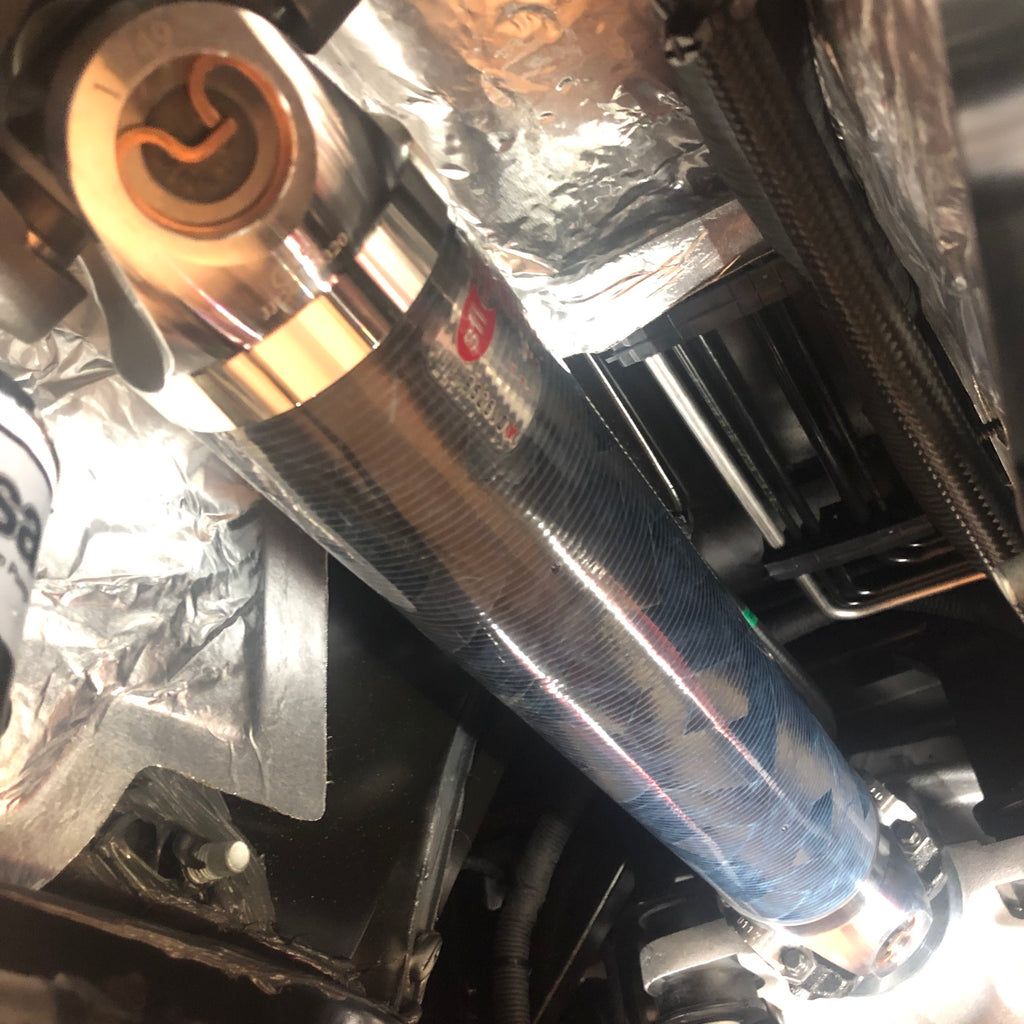1992-2017 Carbon Fiber Driveshaft