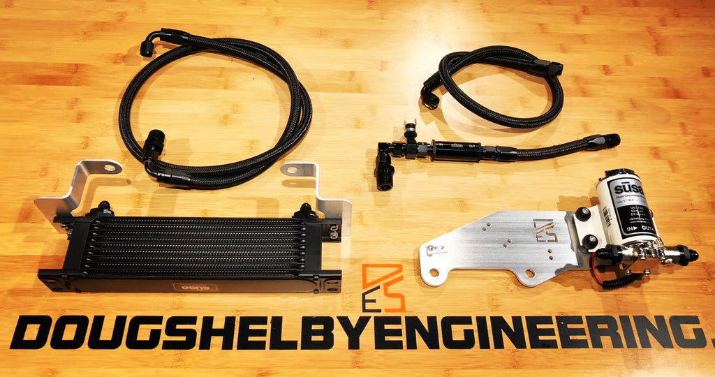 2013-2017 Gen V Differential and Transmission Cooler Kits