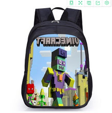 Load image into Gallery viewer, Minecraft Backpack
