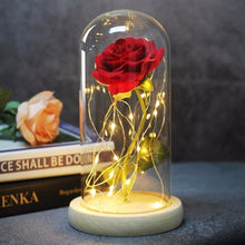 Load image into Gallery viewer, Beauty and the Beast Enchanted Rose