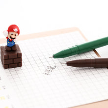 Load image into Gallery viewer, Super Mario Gel Pens