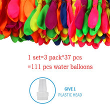 Load image into Gallery viewer, Water Balloons (111 Pack)