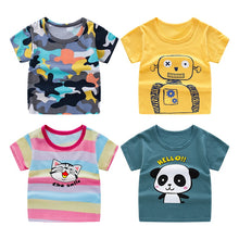 Load image into Gallery viewer, Children's Short Sleeve T-Shirt