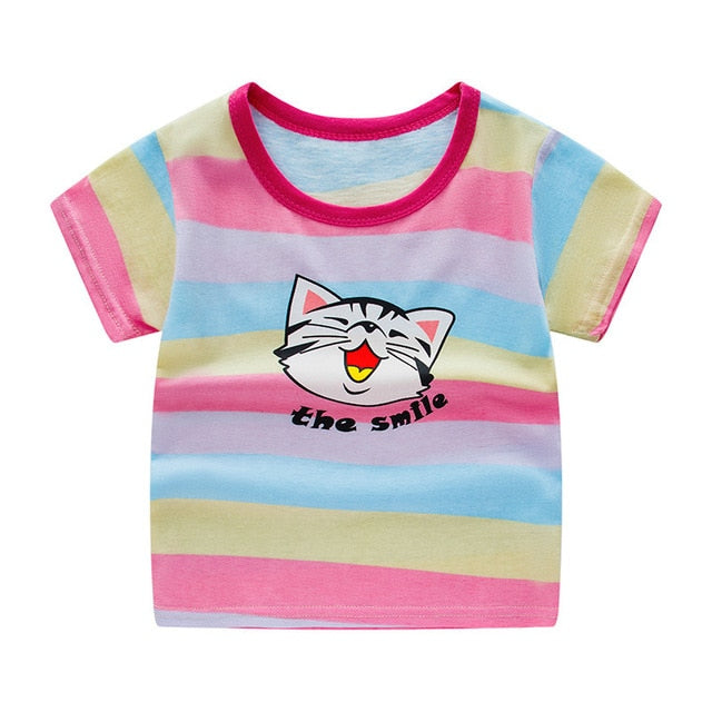 Children's Short Sleeve T-Shirt