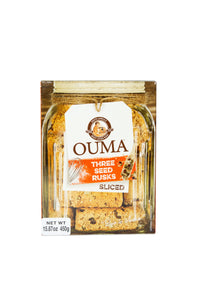 Ouma Three Seed Rusks