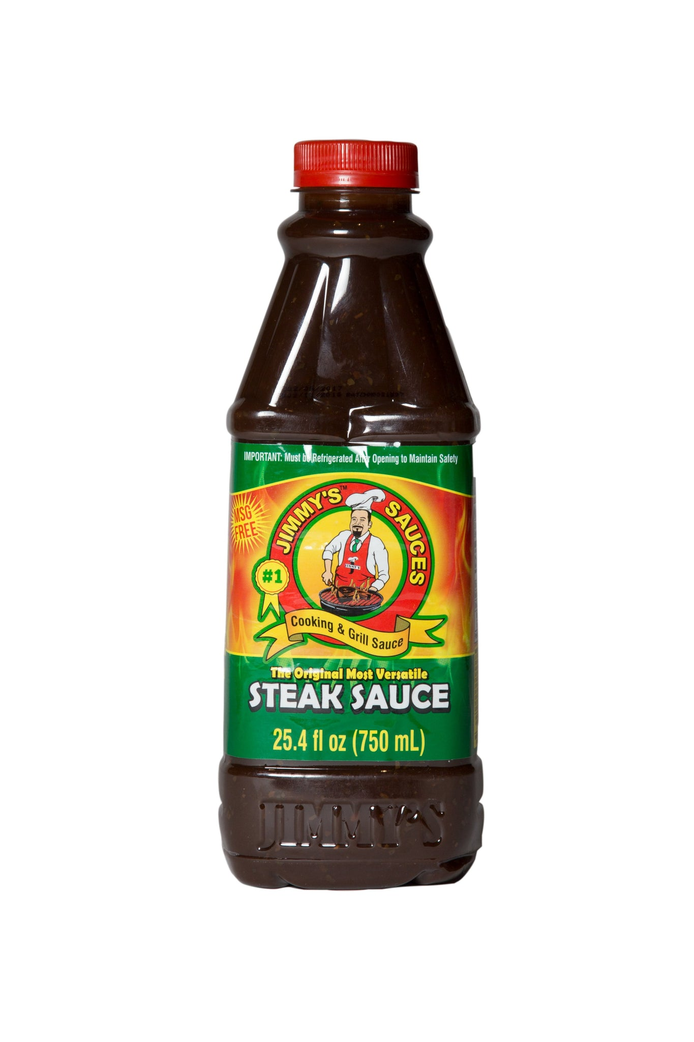 Jimmy's Steak Sauce (Large)