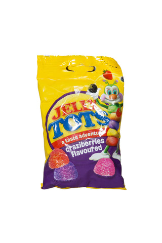 Original Jelly Tots Craziberries