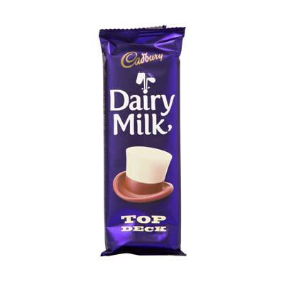 Cadbury Top Deck Slab (80g)