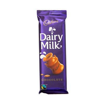 Cadbury Dairy Milk Chocolate Slab