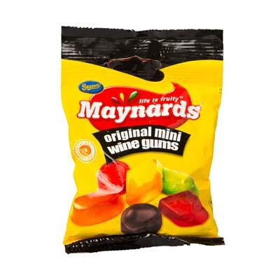 Maynards Original Mini Wine Gums 75g