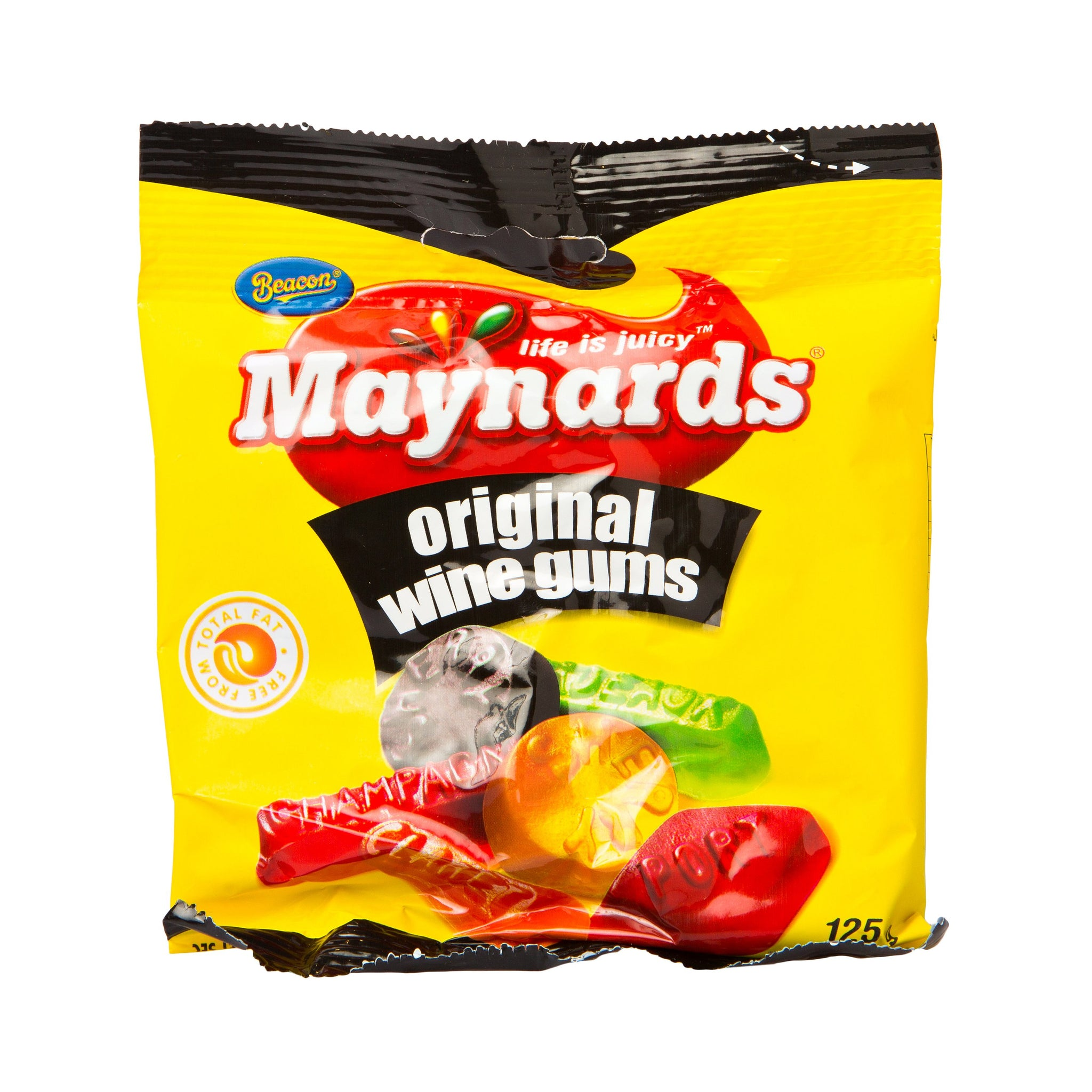 Maynards Original Wine Gums 125g