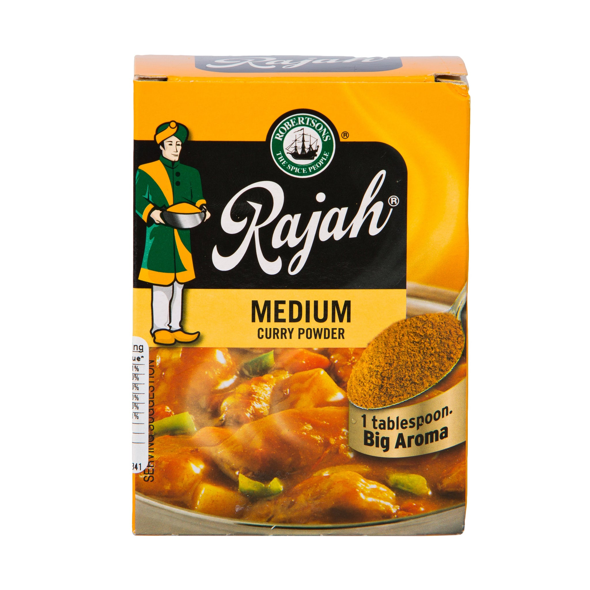 Rajah Medium Curry Powder
