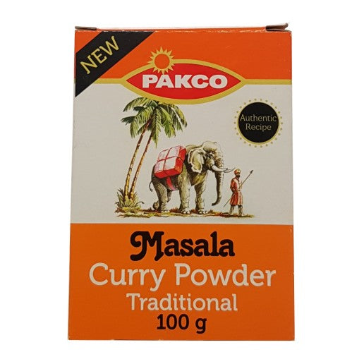 Packo Roasted Masala Curry Powder