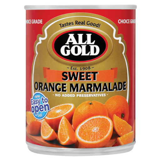 All Gold Sweet Orange Marmalade