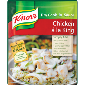 Knorr Chicken a la King