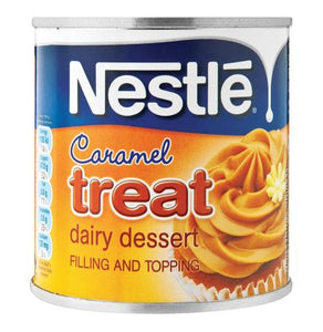 Nestle Caramel Treat Dairy Dessert