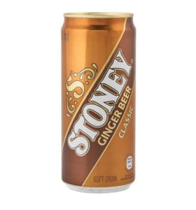 Stoney Ginger Beer (Non-alcoholic)