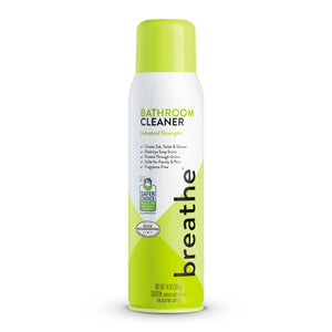 Breathe bathroom cleaner