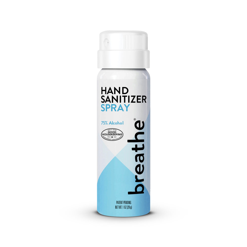 Load image into Gallery viewer, breathe 1 oz Hand Sanitizer Spray